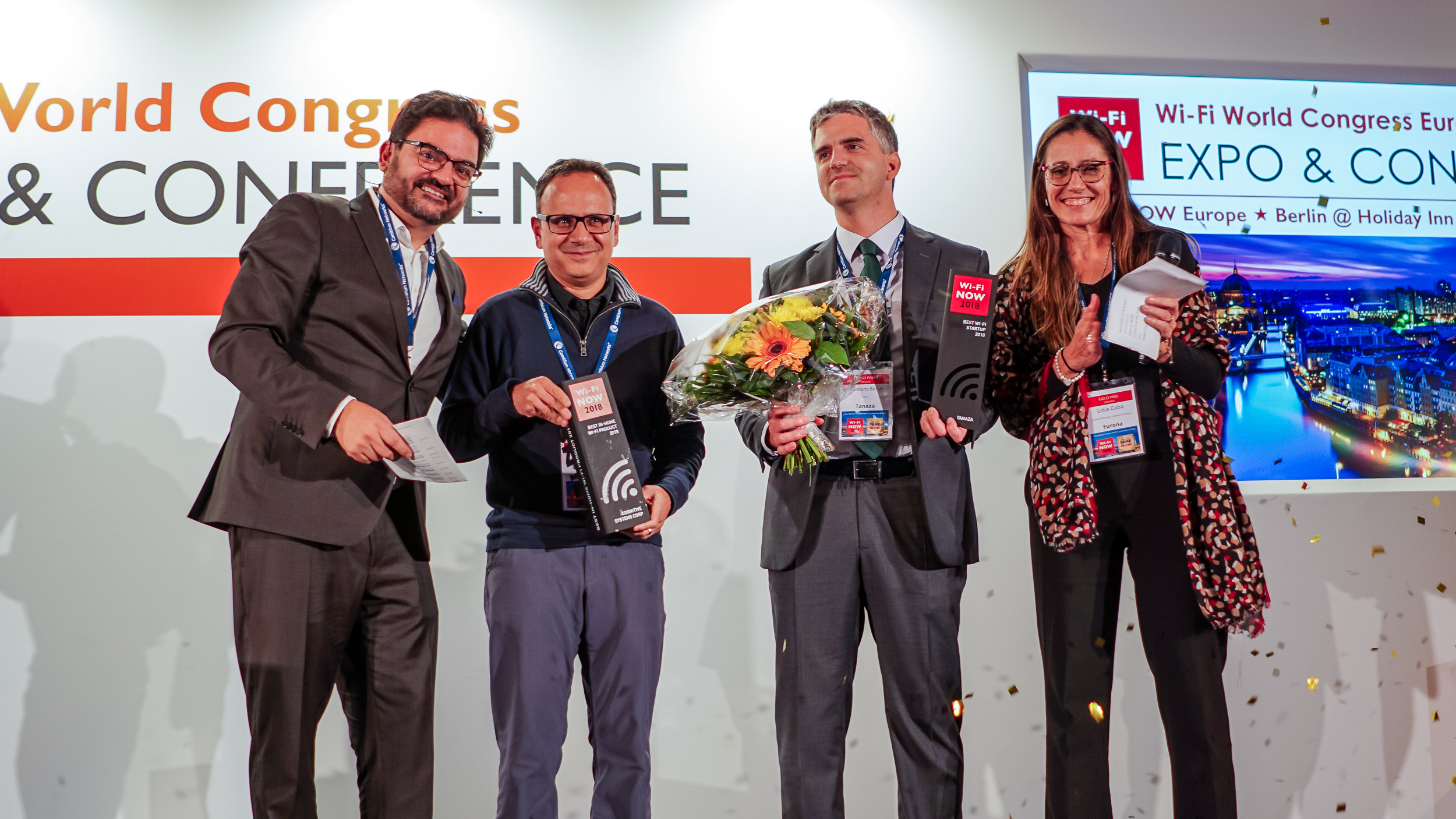 Tanaza wins WiFi Now's Best WiFi Startup and Best Enterprise WiFi Solution awards