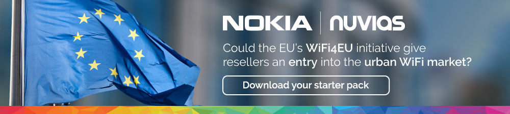 Could the EU's WiFi4EU initiative give resellers an entry