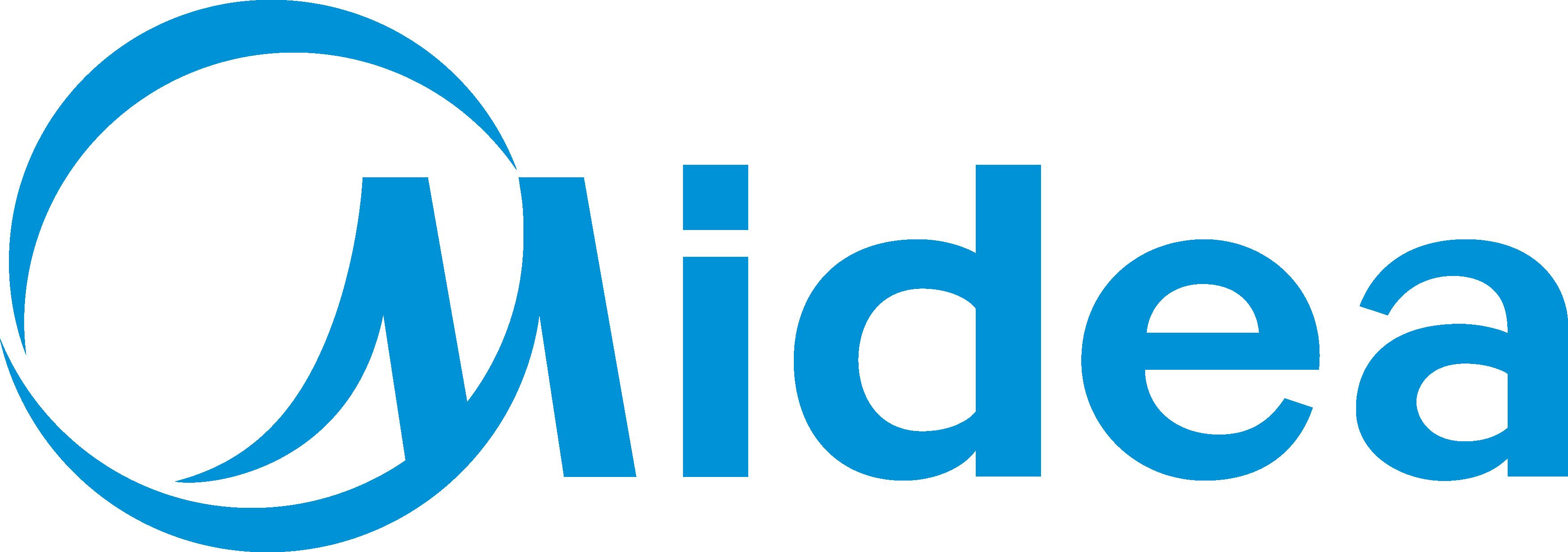 Резултат с изображение за midea logo