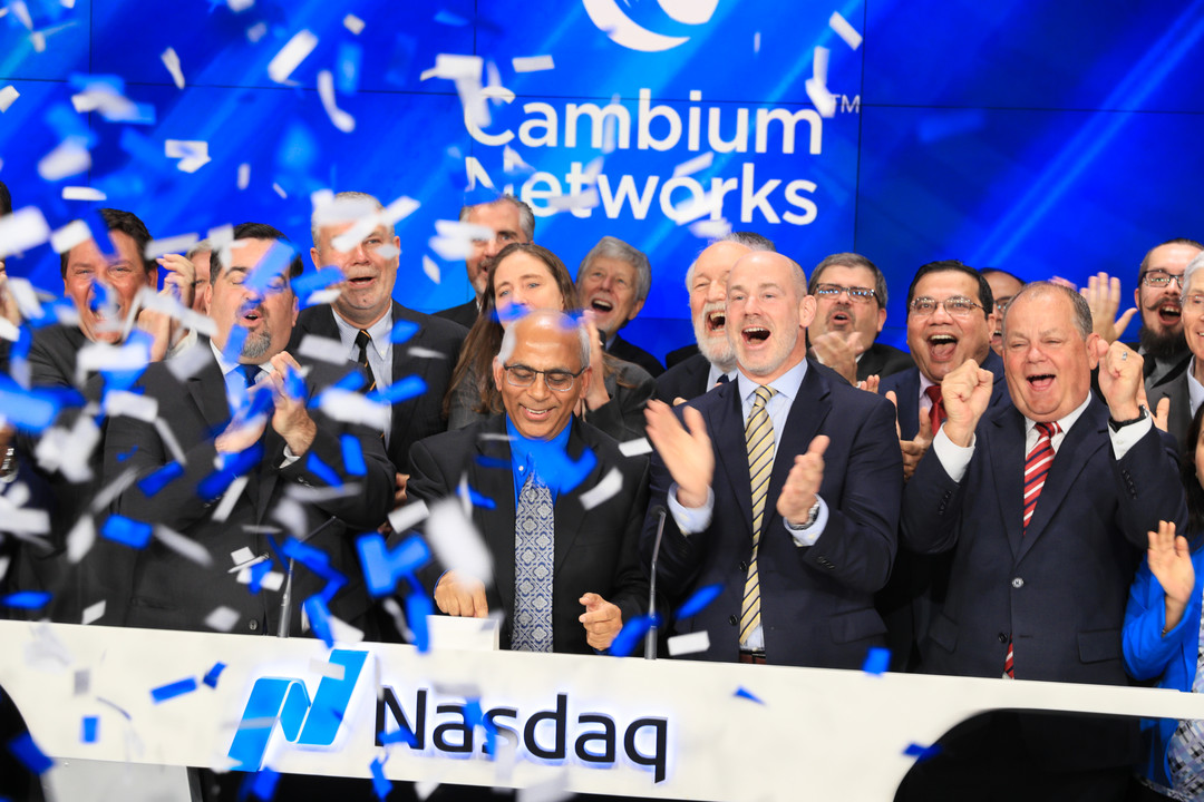 Roundup: Cambium Networks' IPO & Aerohive gets acquired by