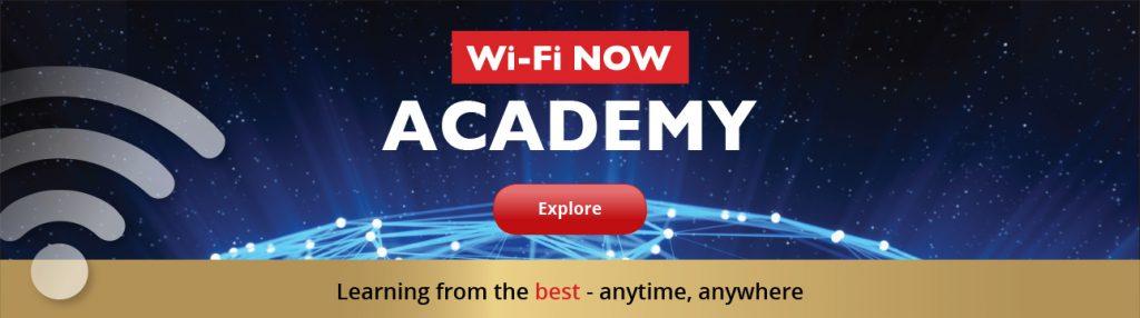 Wi fi NOW Academy