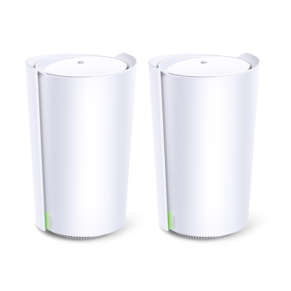 Above TP-Link's Deco 96 Wi Fi 6E mesh system released yesterday at CES 2021