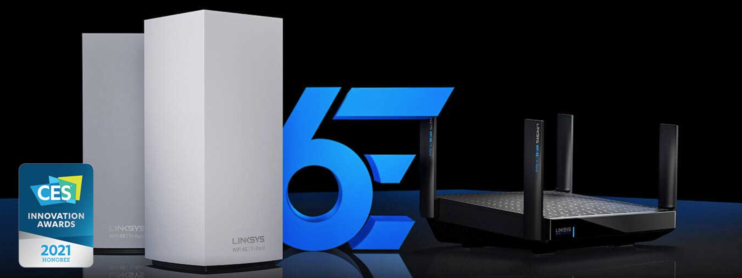 Breaking At Ces Linksys Launches World S First Wi Fi 6e Mesh Router Wi Fi Now Global